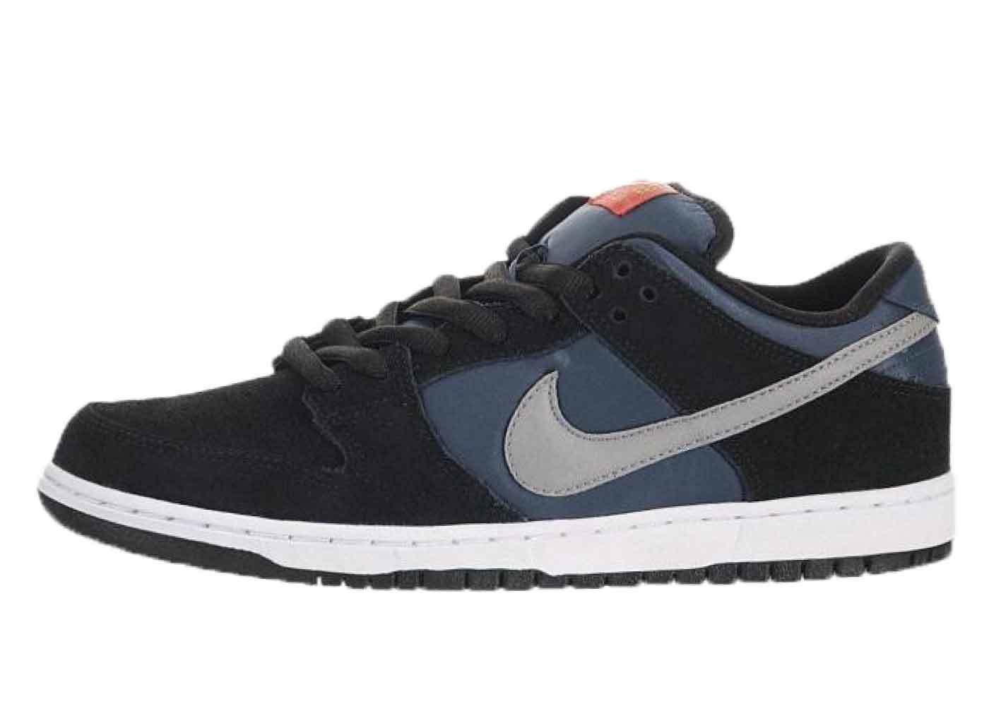 Nike SB Dunk Low Black New Slateの写真