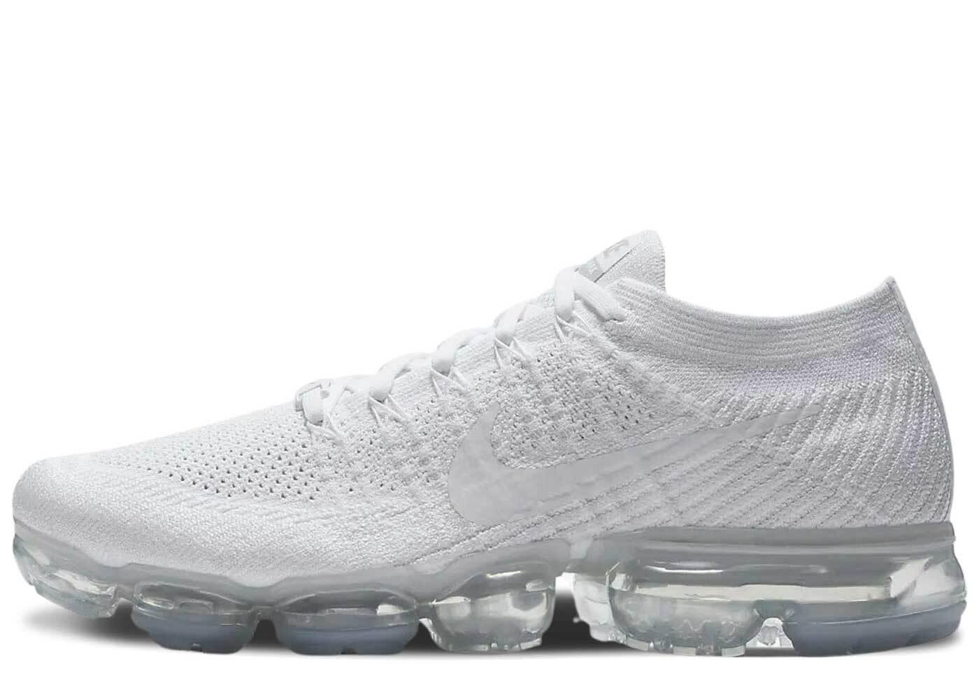 Nike Air VaporMax Neutral Tone Whiteの写真