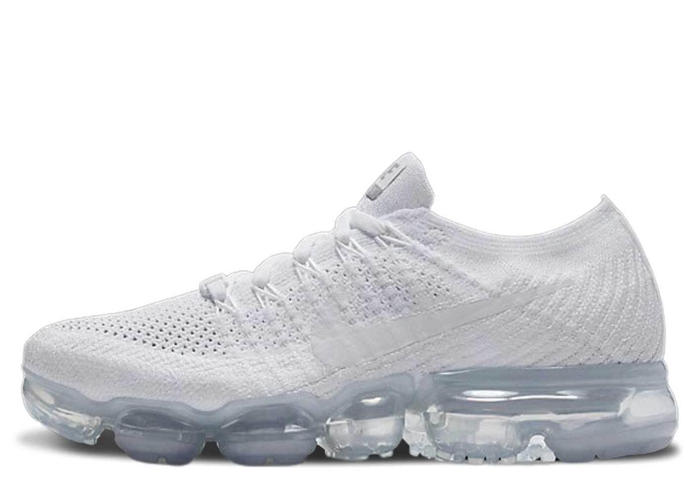 Nike Air VaporMax Neutral Tone White Womensの写真