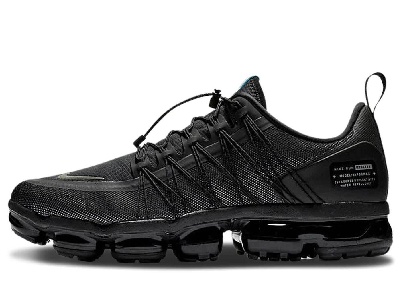 Nike Air VaporMax Run Utility Blackの写真