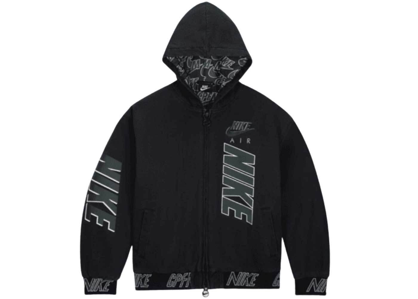 Cactus Plant Flea Market × Nike Work Wear Jacket Blackの写真