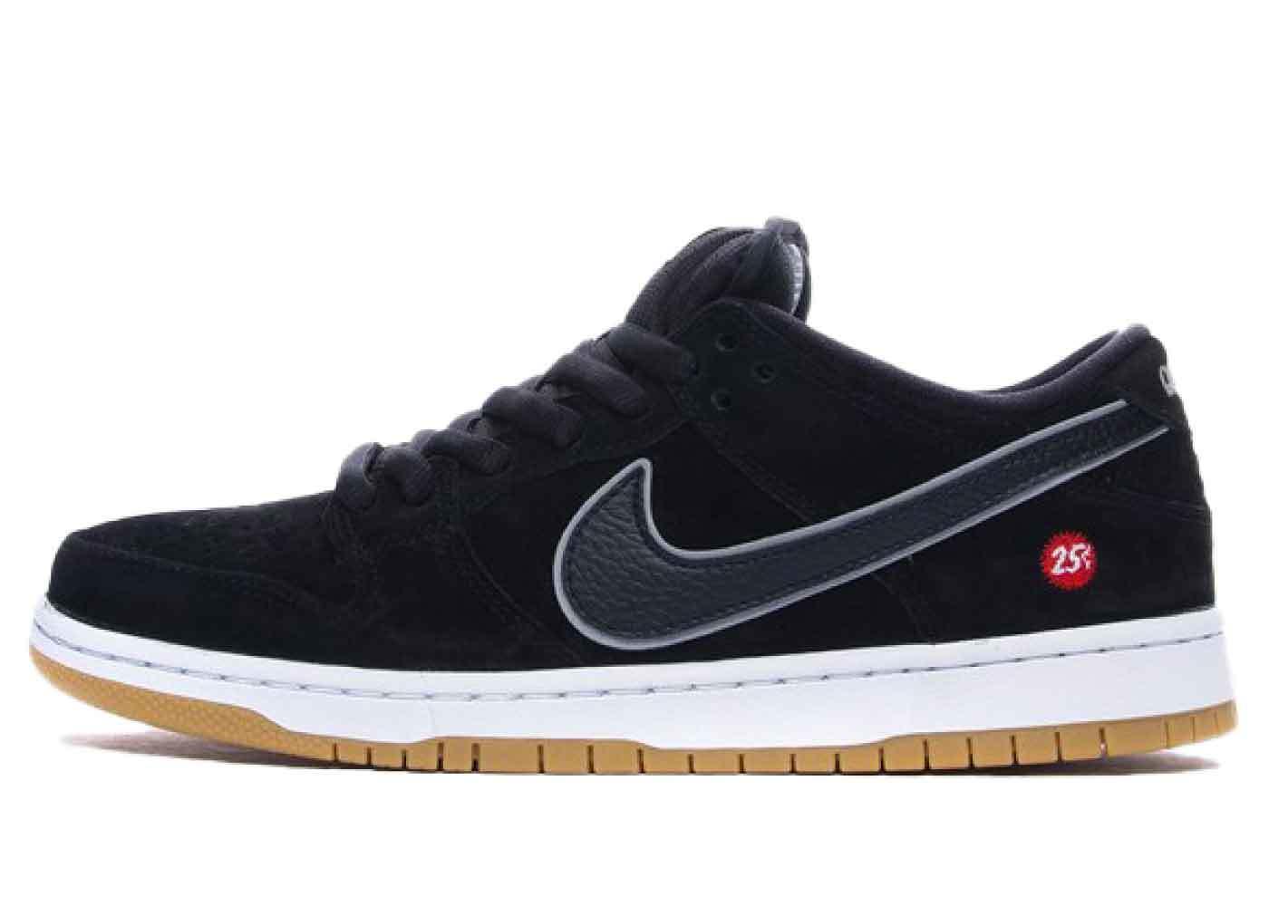 Nike SB Dunk Low Quartersnacksの写真