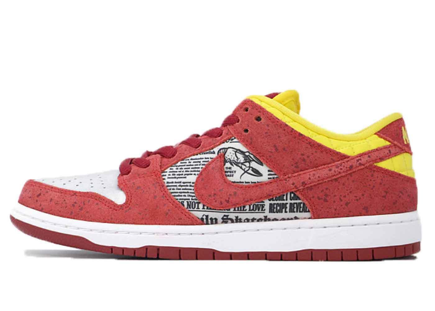 "Nike SB Dunk Low Rukus ""Crawfish""の写真"