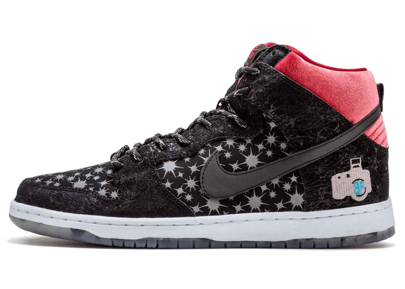 Nike SB Dunk High Brooklyn Projects Paparazzi Quickstrikeの写真