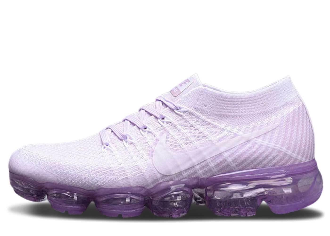 Nike Air VaporMax Light Violet Womensの写真