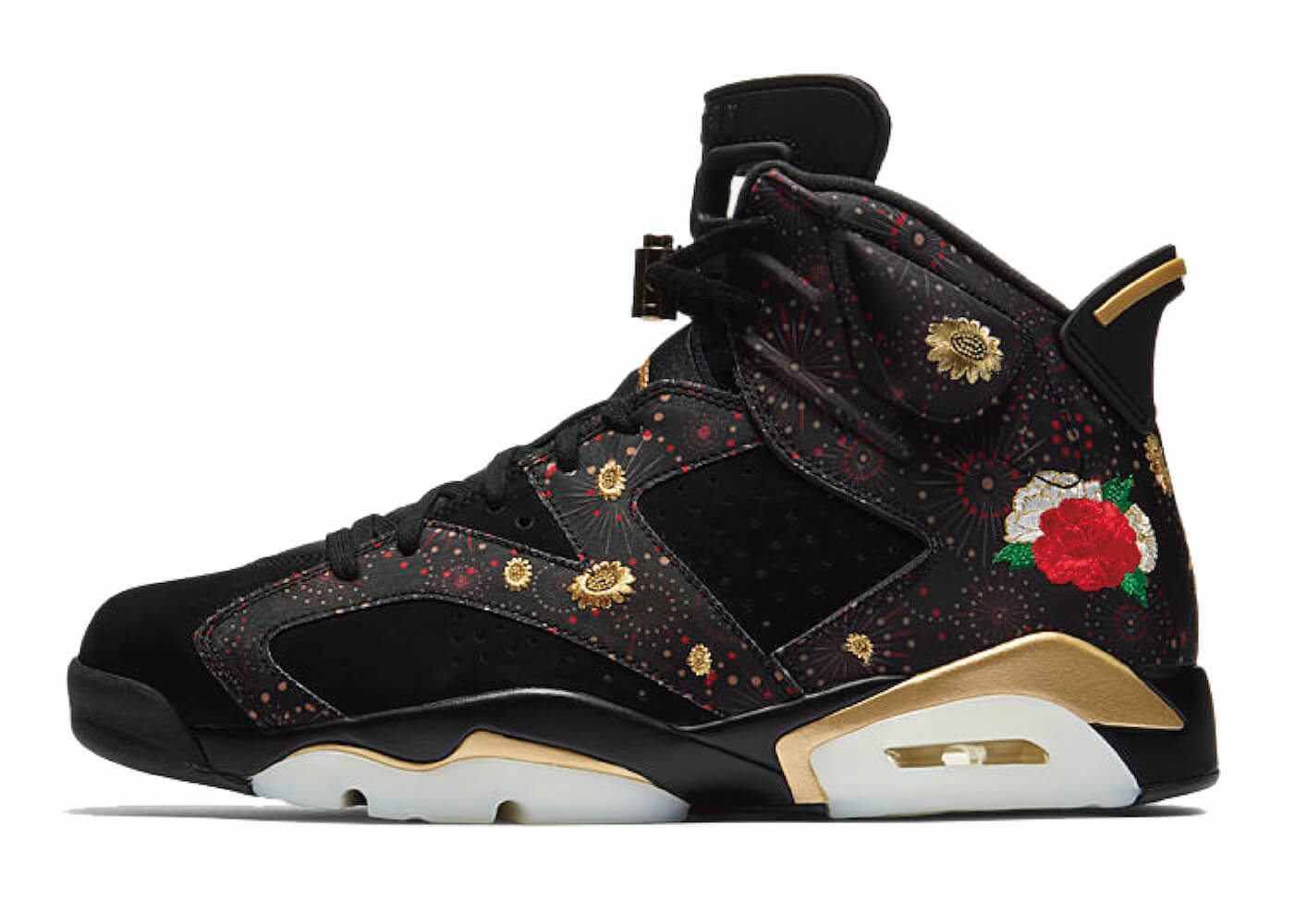 JORDAN 6 CHINESE NEW YEARの写真