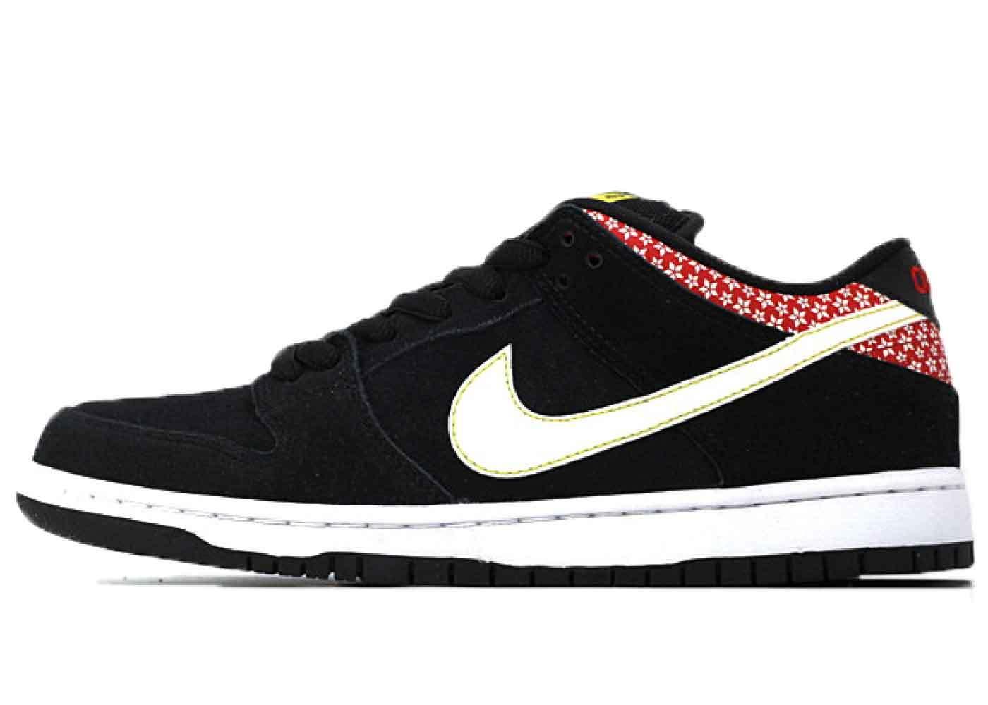 Nike Dunk SB Low Firecrackerの写真