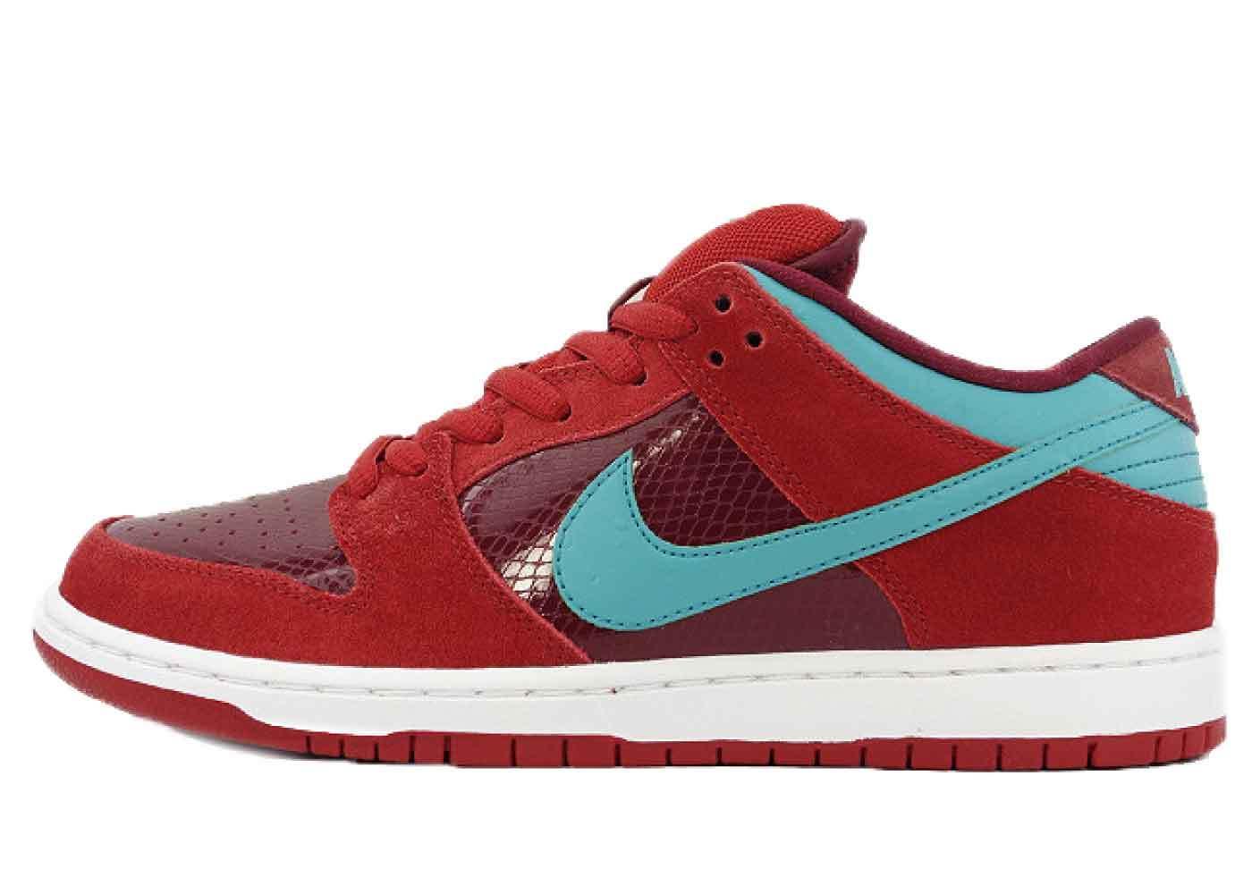 Nike Dunk SB Low Brickhouse Turbo Greenの写真