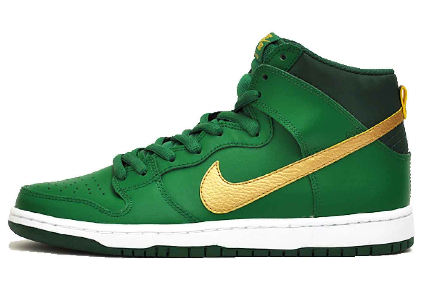 Nike Dunk SB High St Patty's Dayの写真