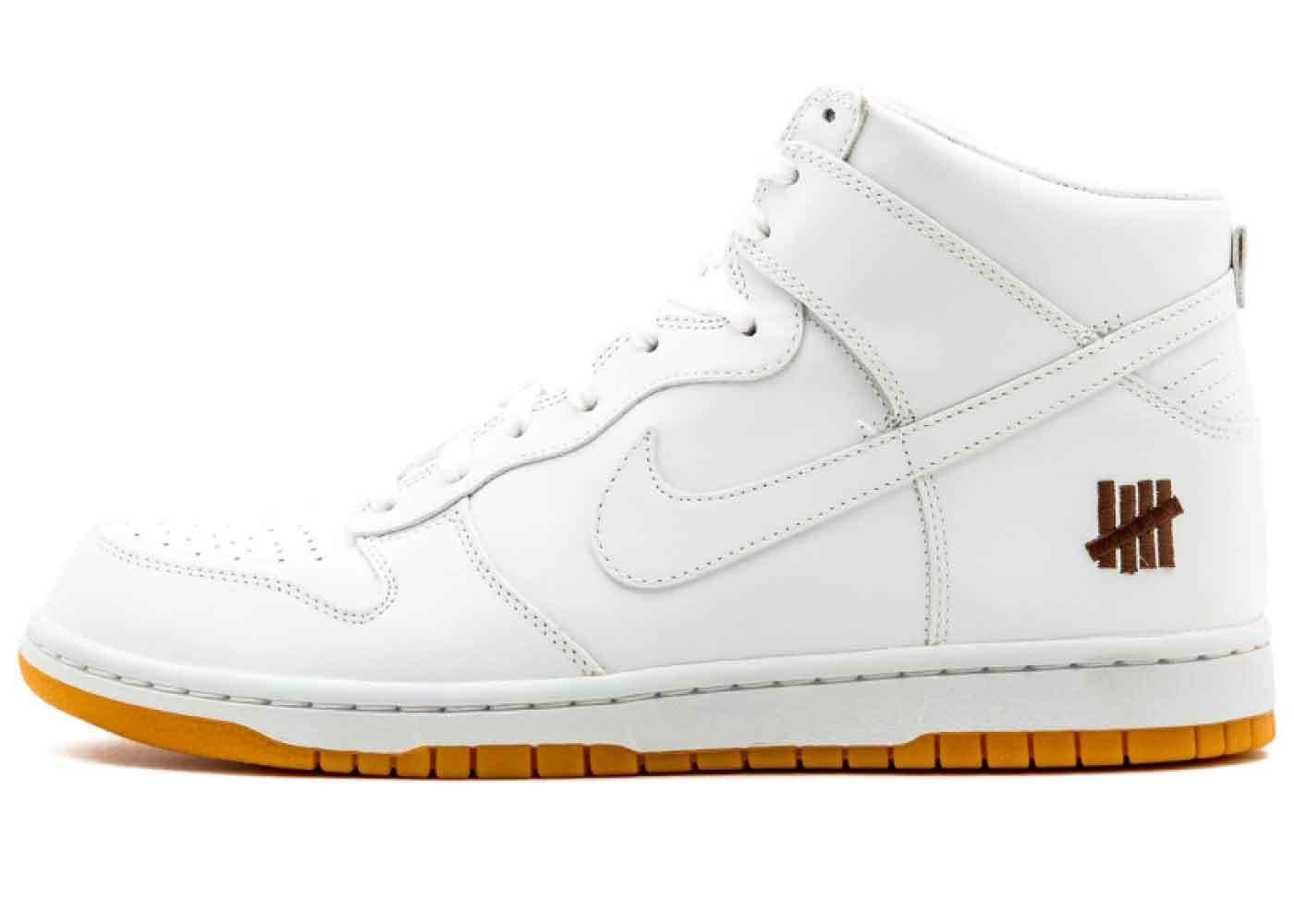 Nike Dunk High UNDFTD Bring Back Pack Whiteの写真