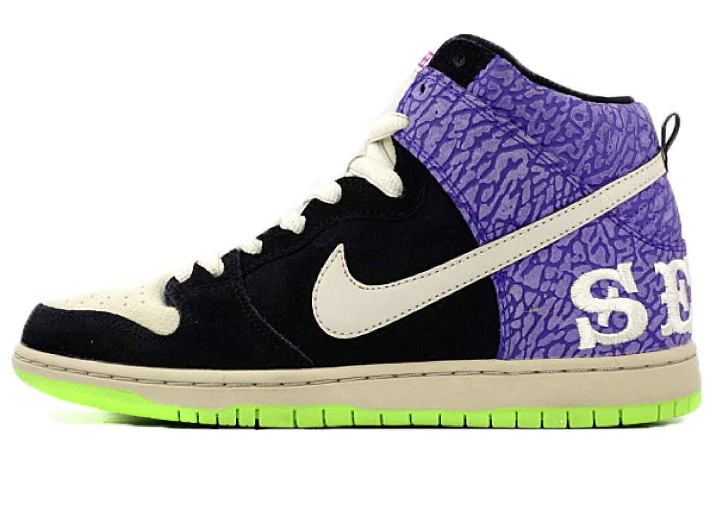 Nike Dunk High Send Help 2の写真