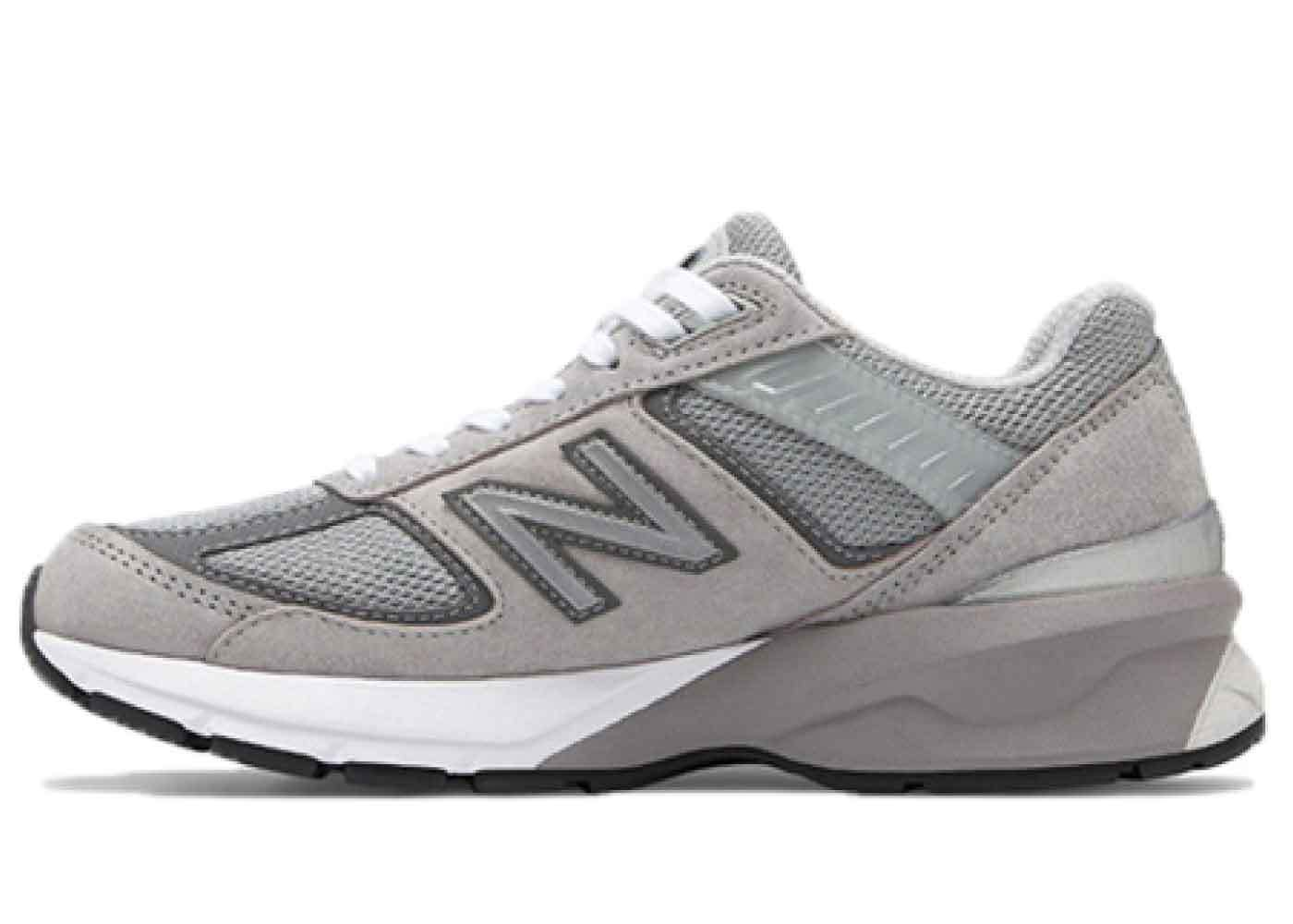 New Balance 990v5 Greyの写真