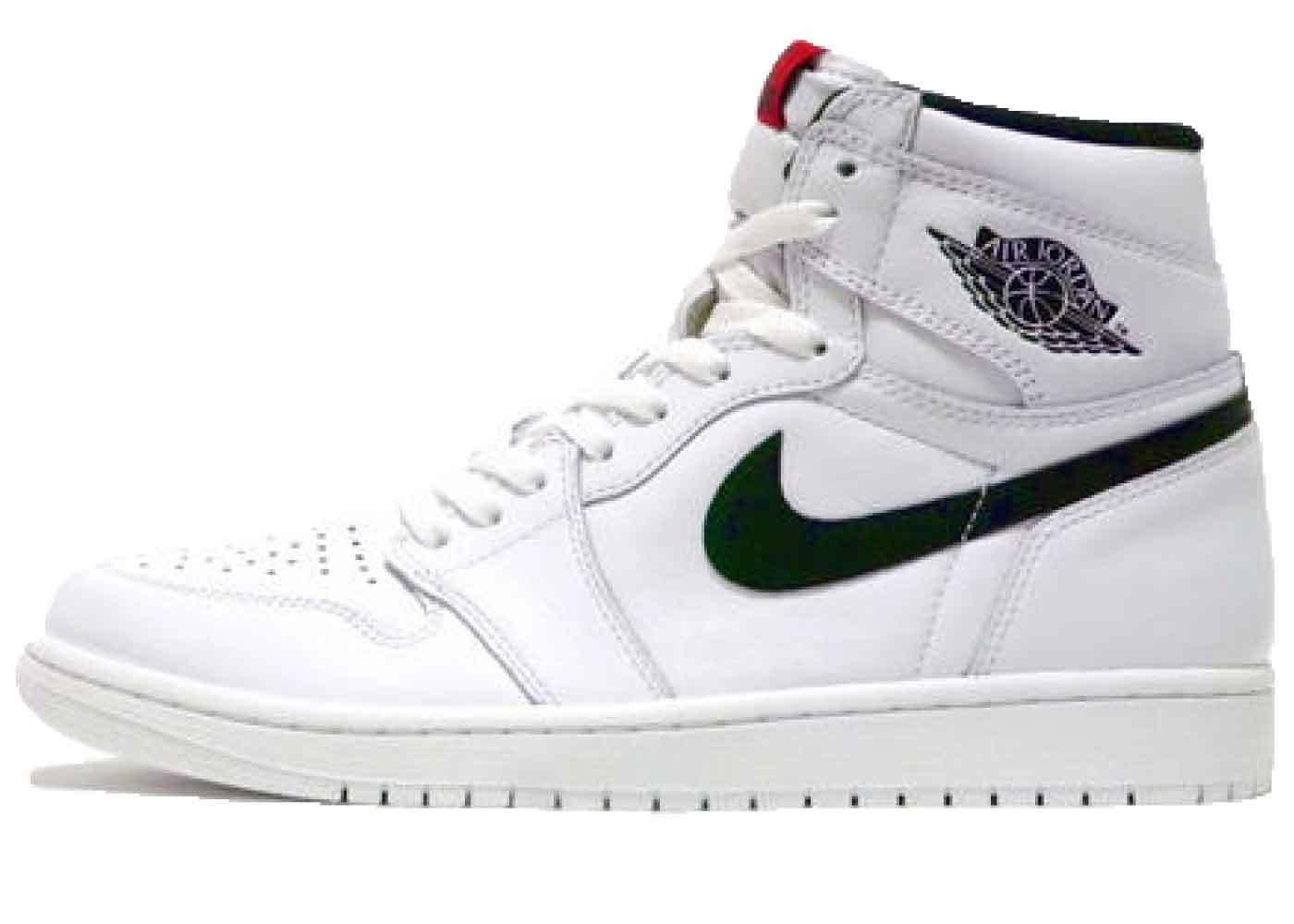 Nike Air Jordan 1 Retro Yin Yang Whiteの写真