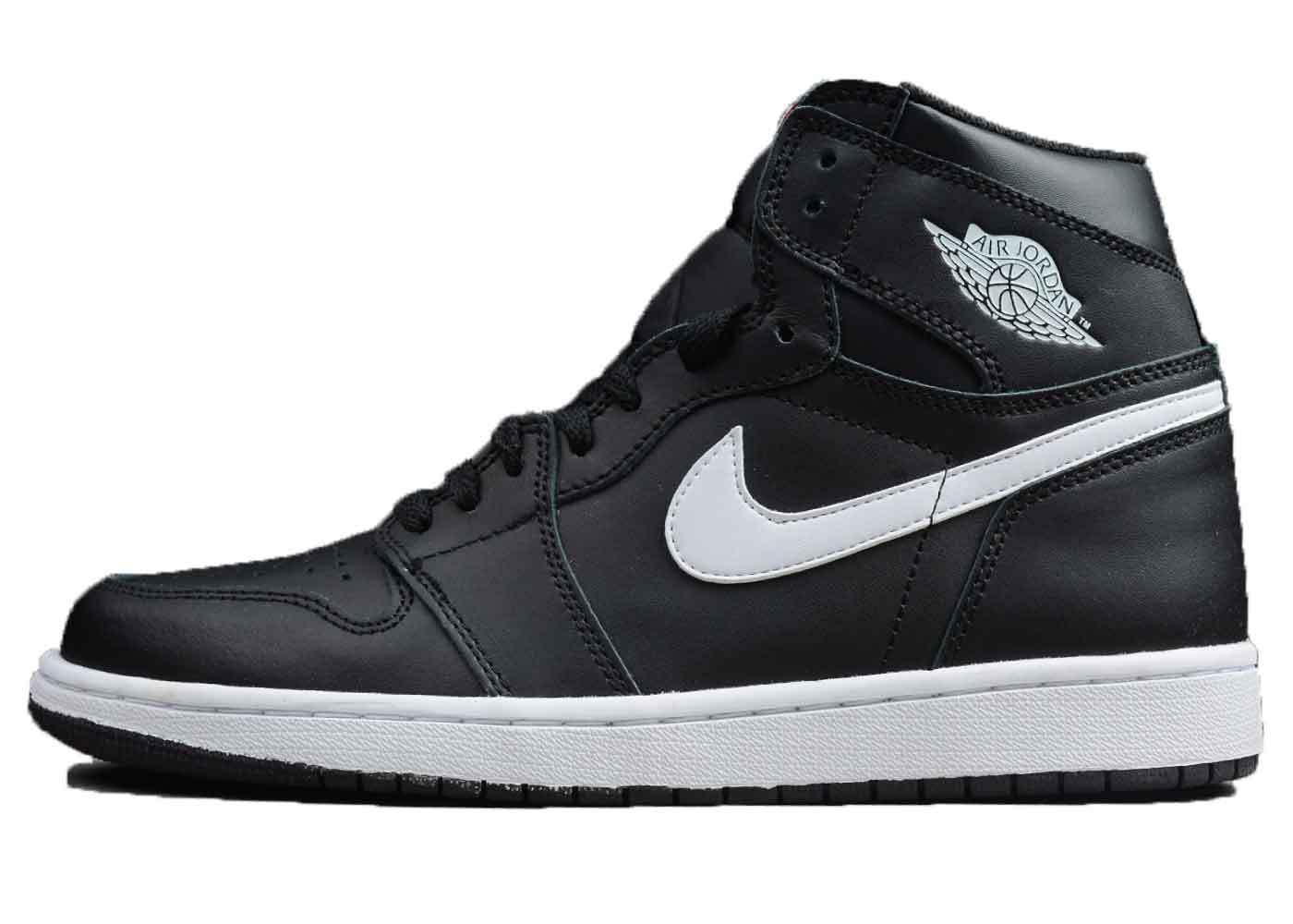 Nike Air Jordan 1 Retro Yin Yang Blackの写真