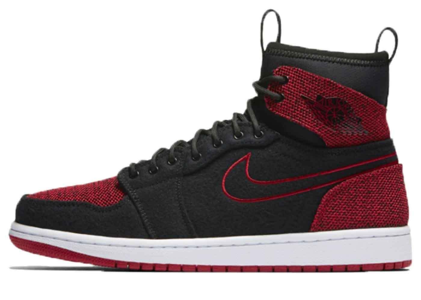 Nike Air Jordan 1 Retro Ultra High Bredの写真