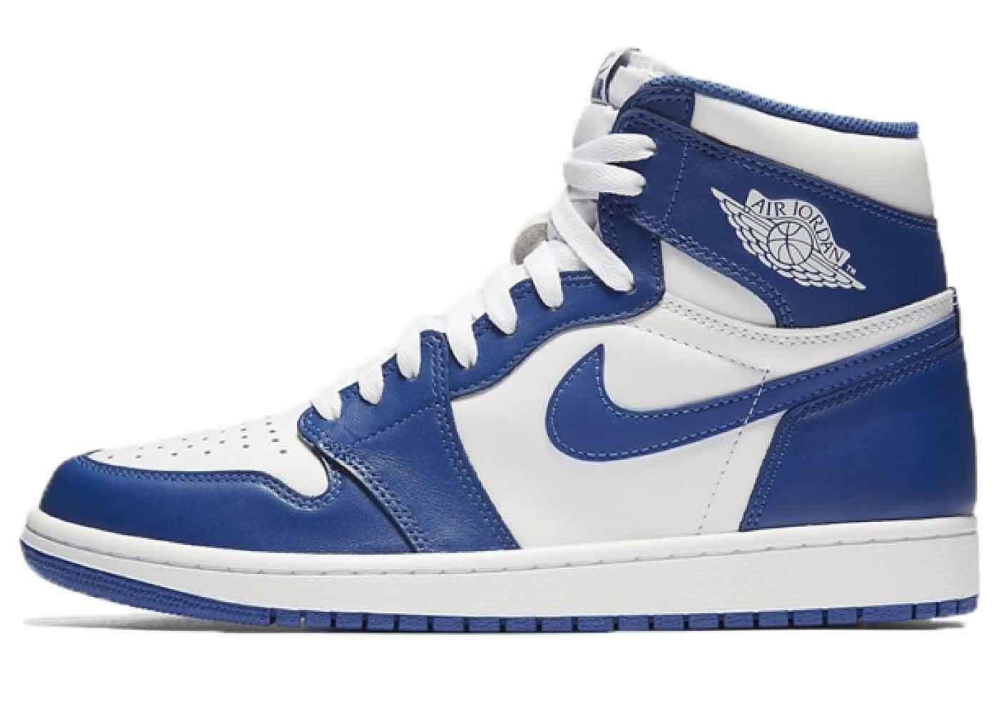 Nike Air Jordan 1 Retro Storm Blueの写真