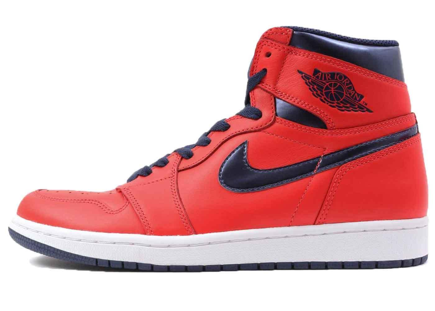Nike Air Jordan 1 Retro David Lettermanの写真