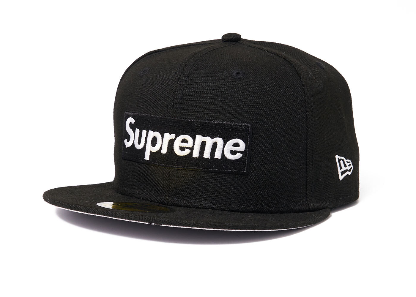 Supreme Champions Box Logo New Era Blackの写真