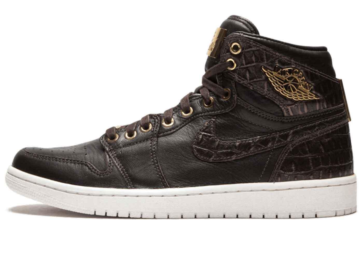 Nike Air Jordan 1 Retro Pinnacle Baroque Brownの写真