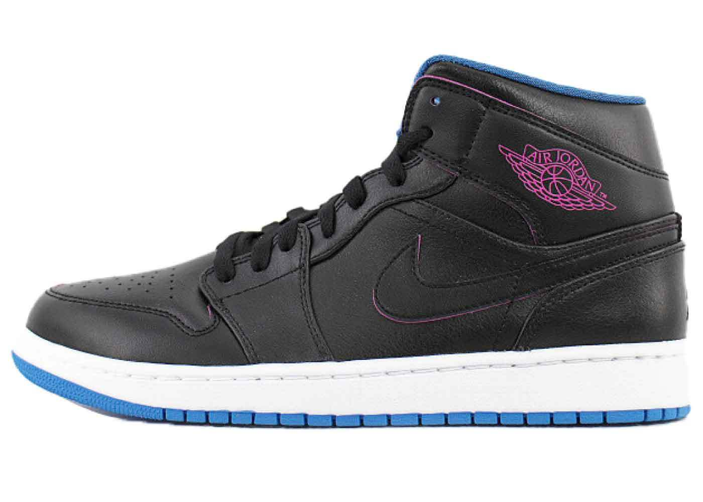 Nike Air Jordan 1 Retro Mid Radio Raheemの写真