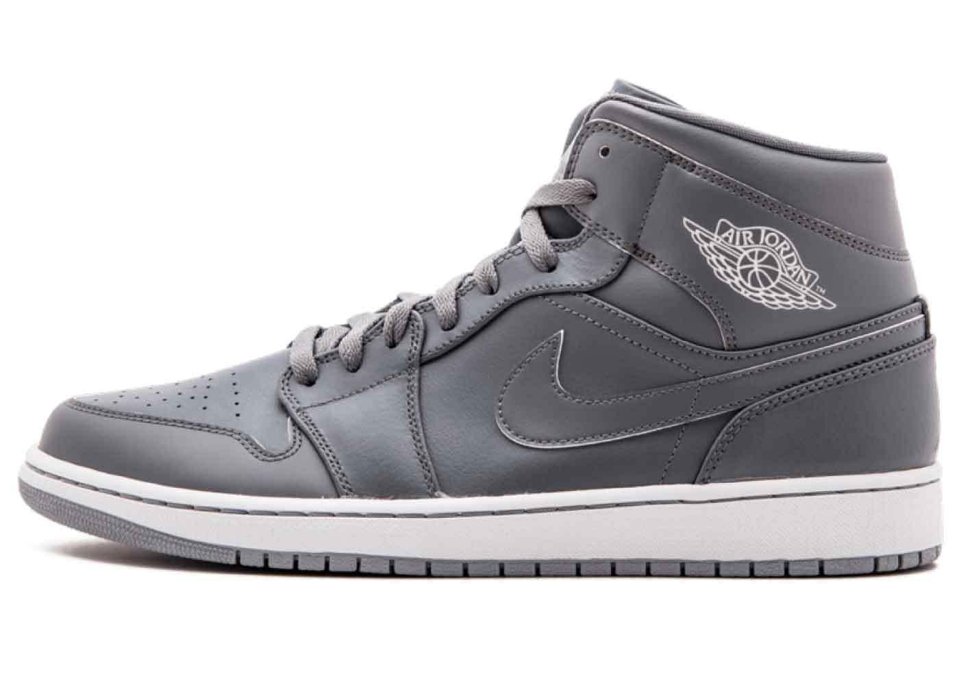 Nike Air Jordan 1 Retro Mid Cool Grey (2015)の写真