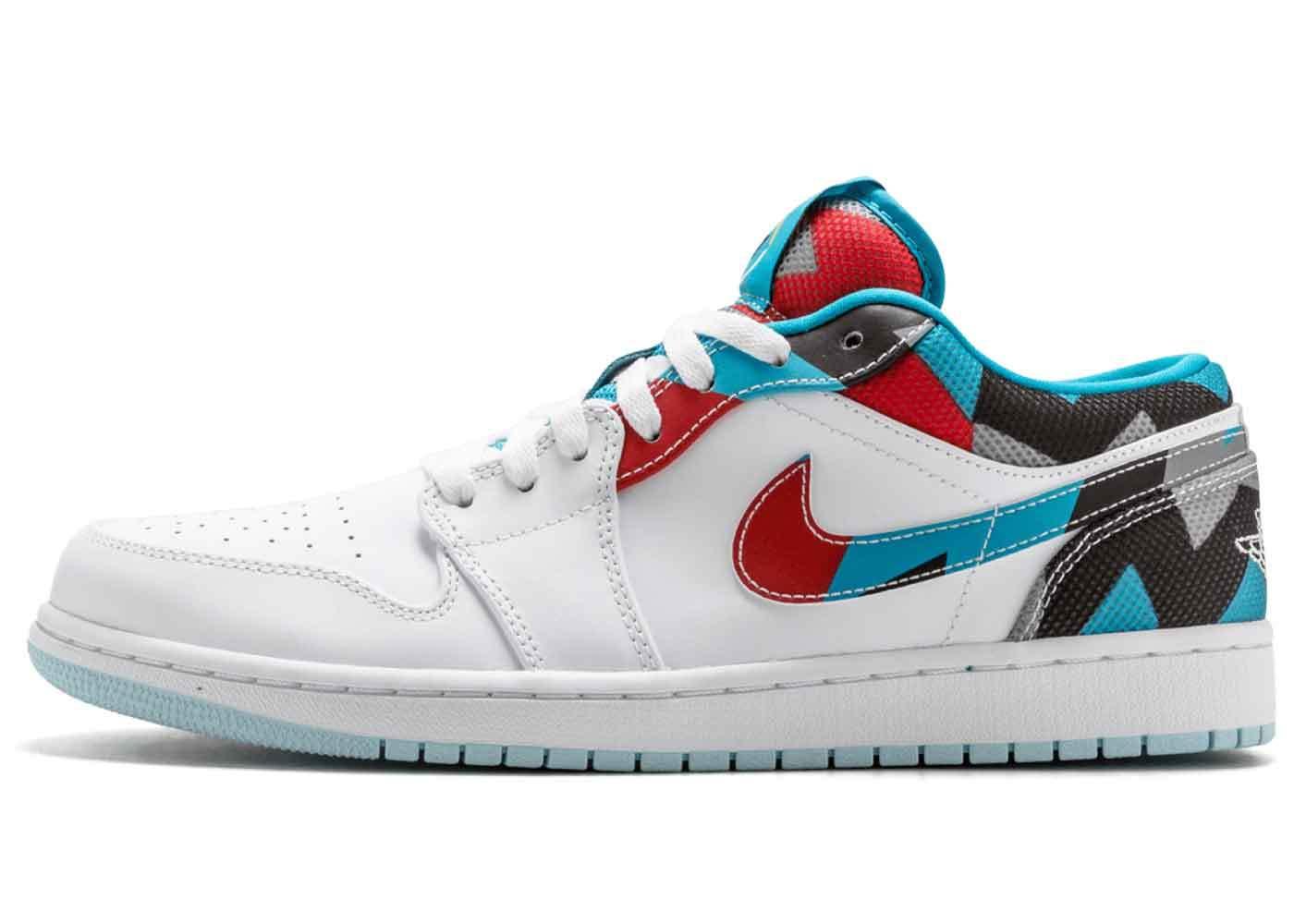 Nike Air Jordan 1 Retro Low N7の写真