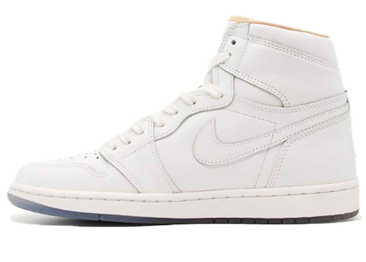 Nike Air Jordan 1 Retro LAの写真
