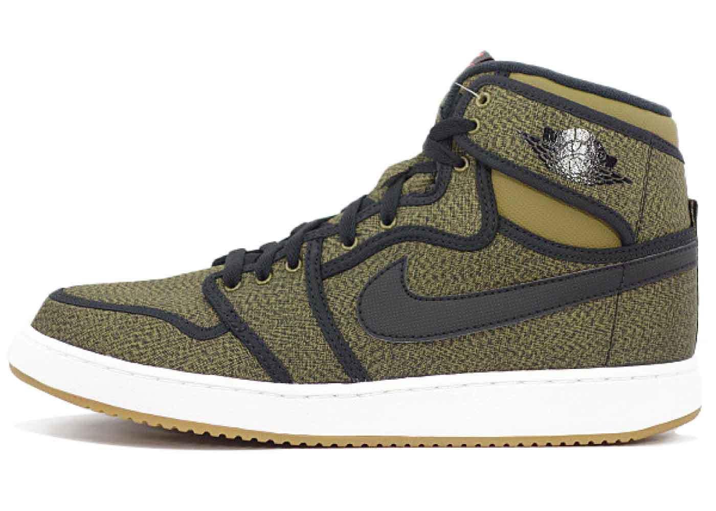 Nike Air Jordan 1 Retro KO Milita Greenの写真