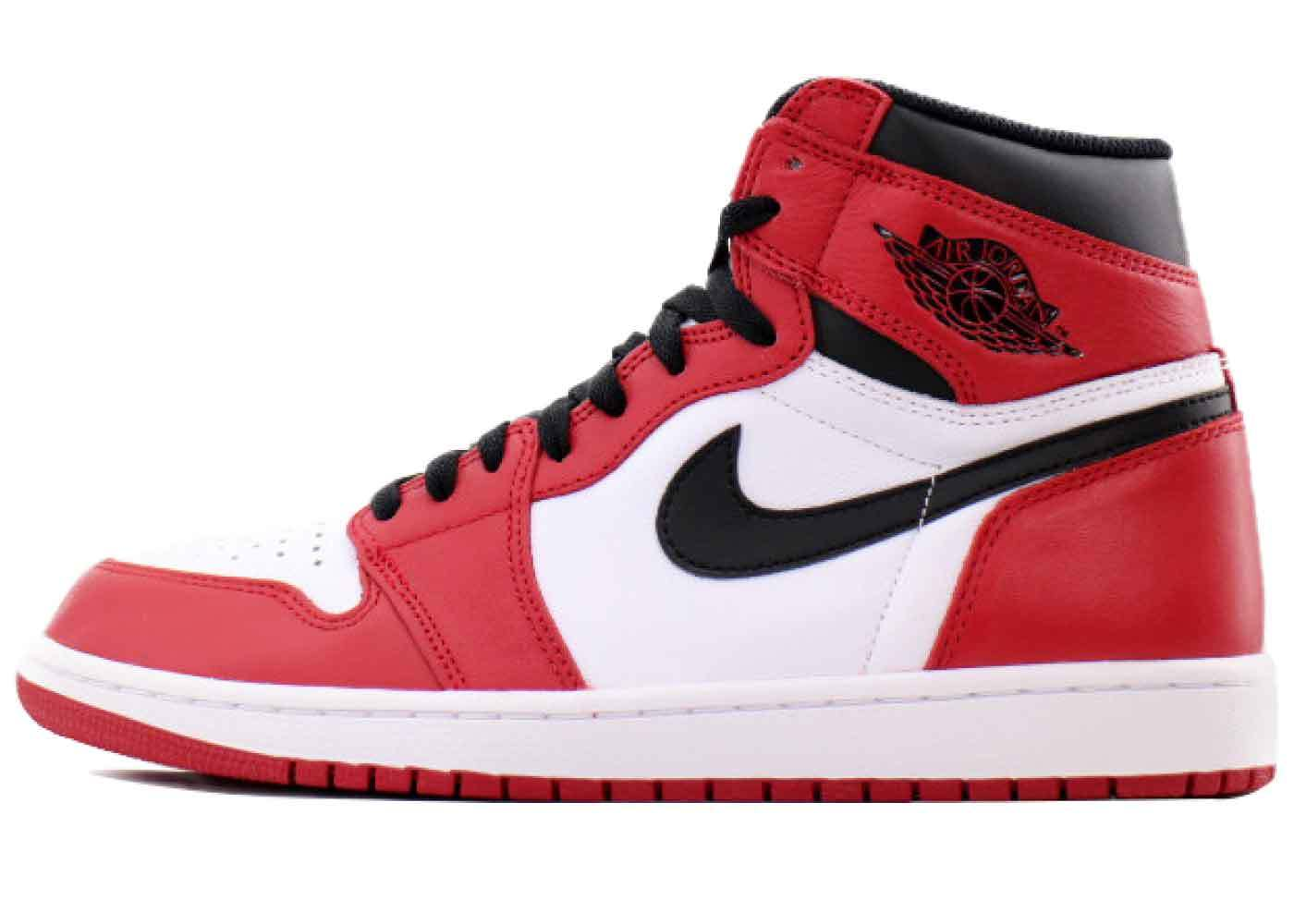 Nike Air Jordan 1 Retro Chicago (2015)の写真