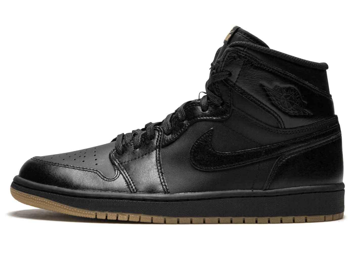 Nike Air Jordan 1 Retro Black Gumの写真