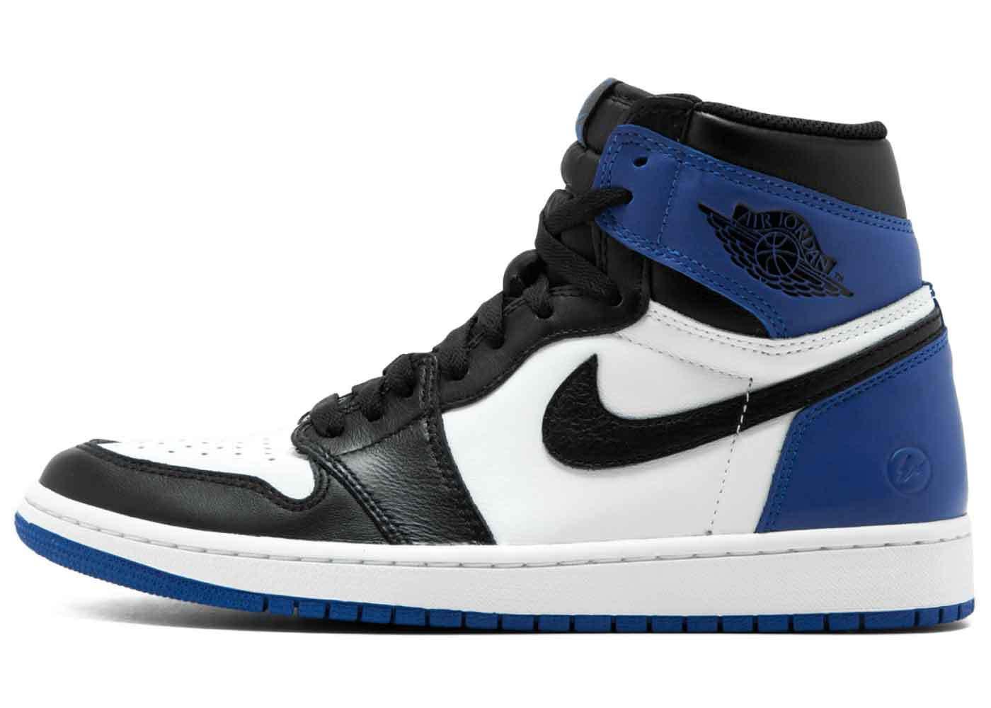 Fragment × Nike Air Jordan 1 Retro High OGの写真