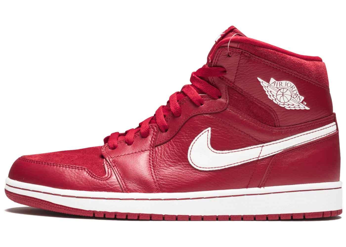 Nike Air Jordan 1 Retro Gym Redの写真