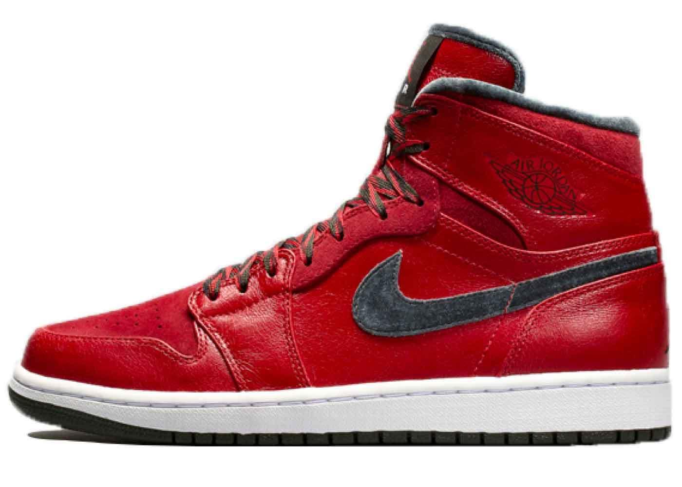 Nike Air Jordan 1 Retro Premier Red Gucci (2013)の写真