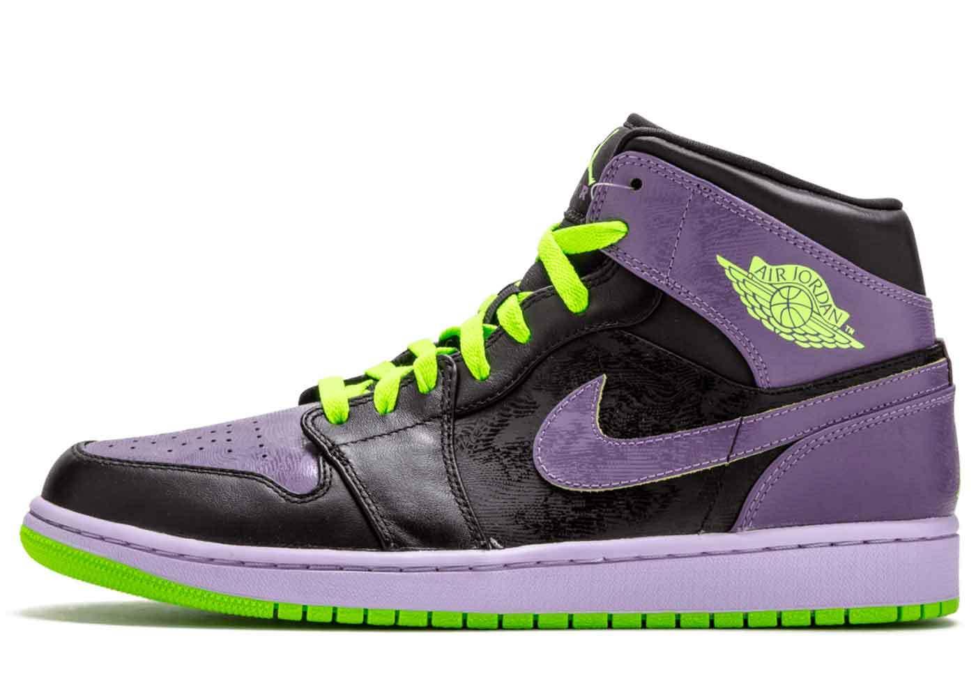 Nike Air Jordan 1 Retro Night Vision Jokerの写真