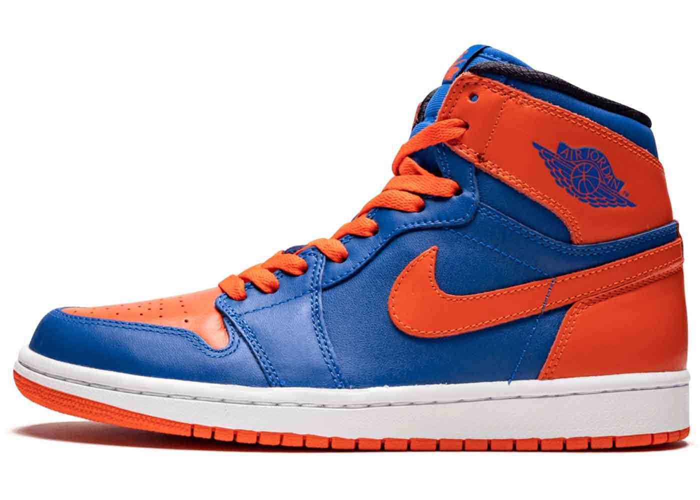 Nike Air Jordan 1 Retro Knicksの写真