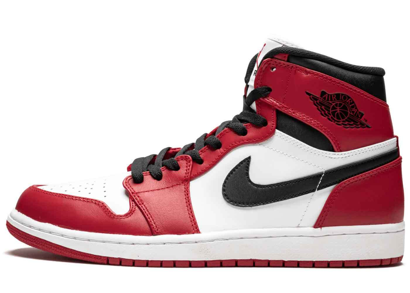 Nike Air Jordan 1 Retro Chicago (2013)の写真