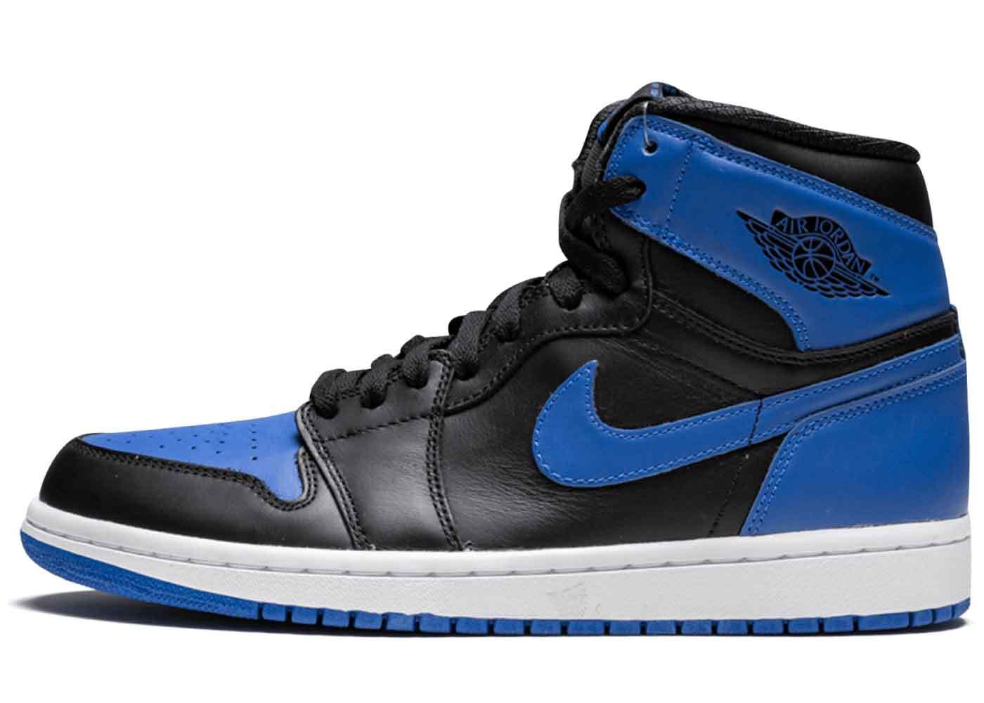 Nike Air Jordan 1 Retro Black Royal Blue (2013)の写真