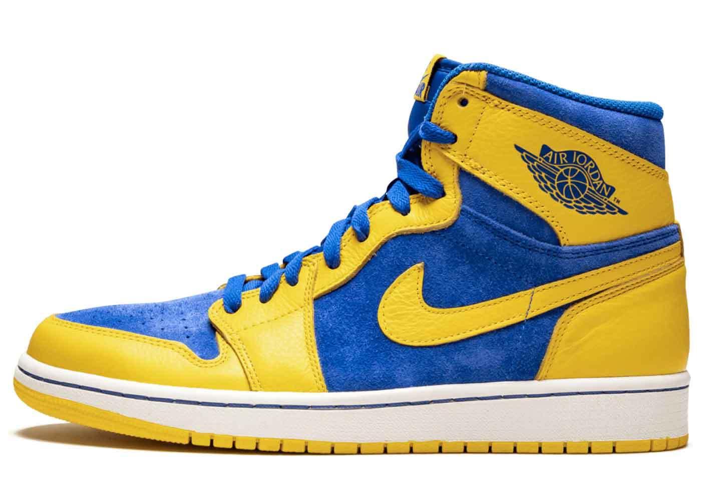 Nike Air Jordan 1 OG Laneyの写真
