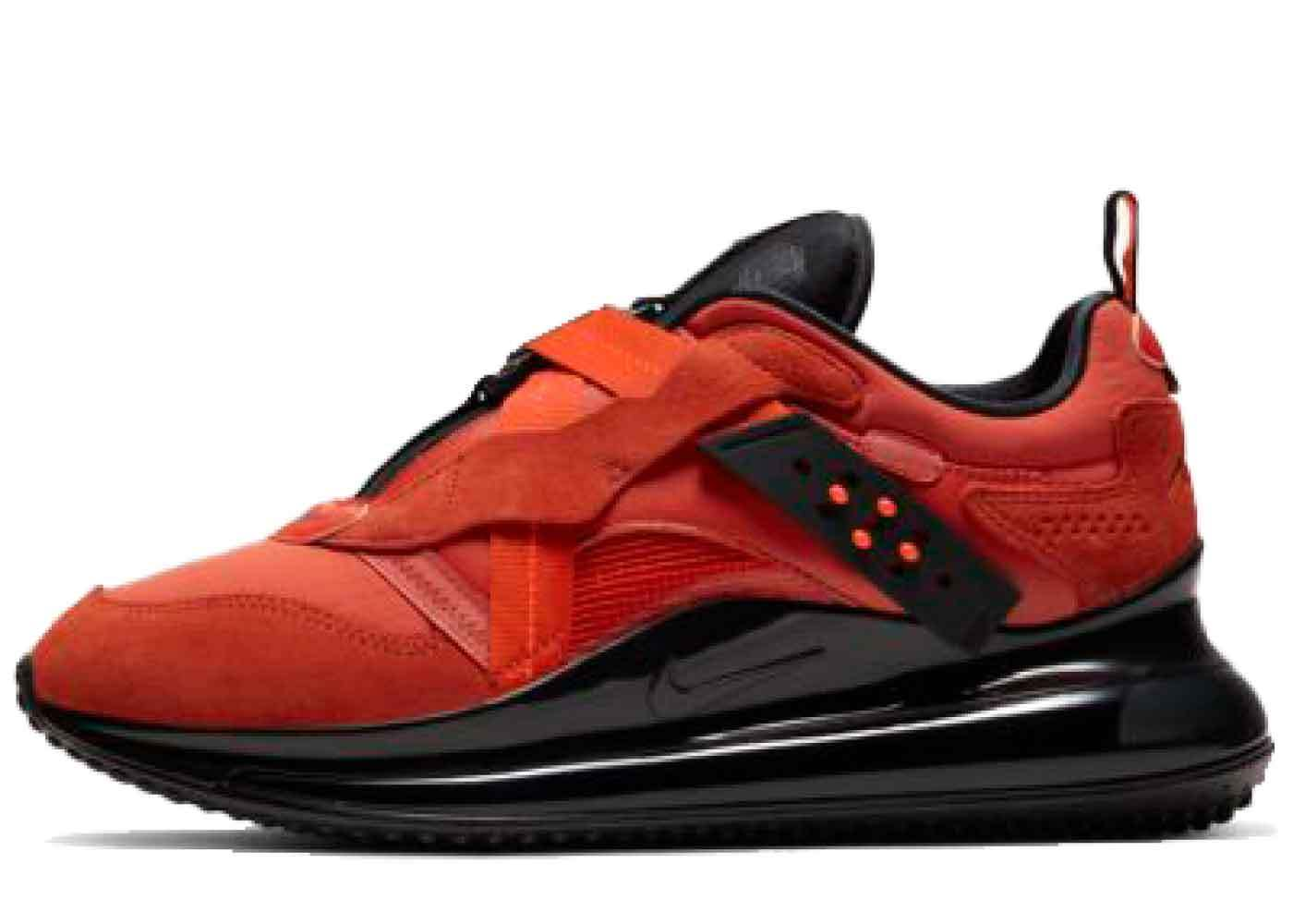 Nike Air Max 720 OBJ Slip Team Orangeの写真