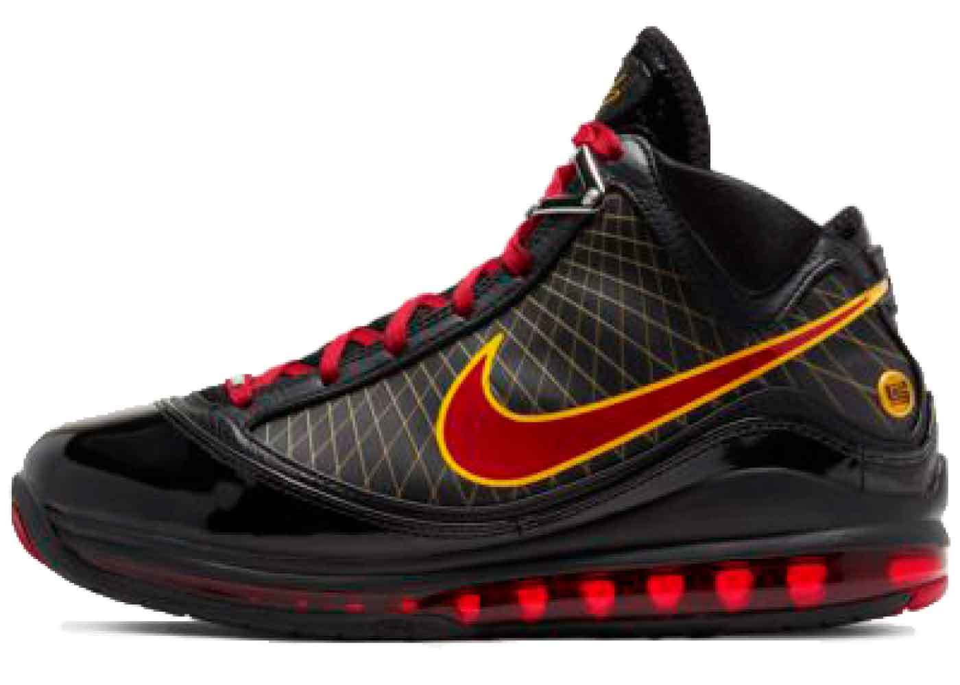 Nike LeBron 7 Fairfaxの写真