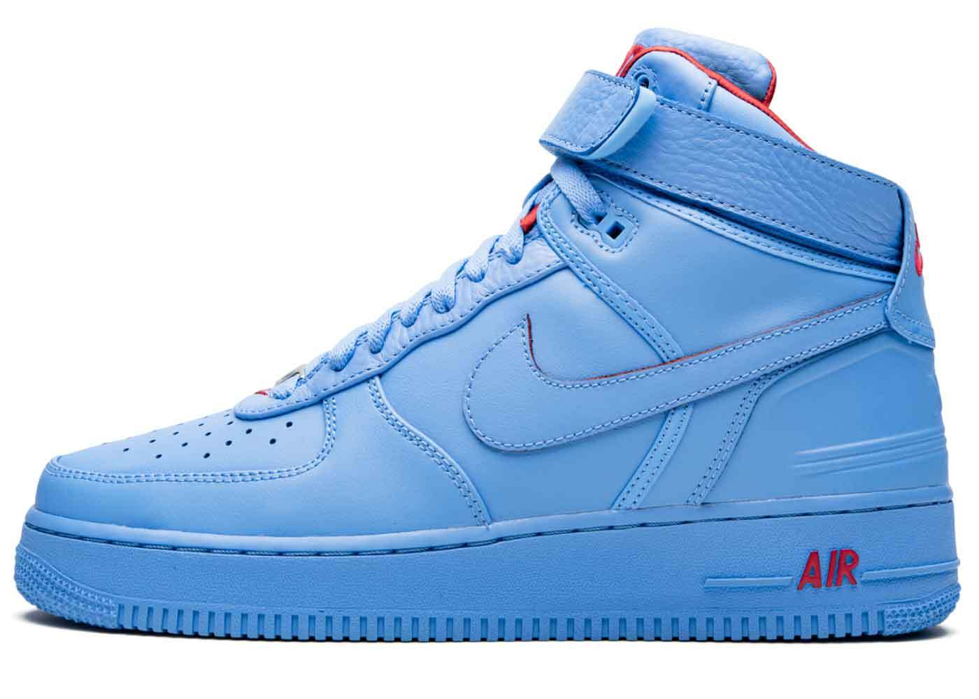 JUST DON × Nike Air Force 1 High All Star Blueの写真