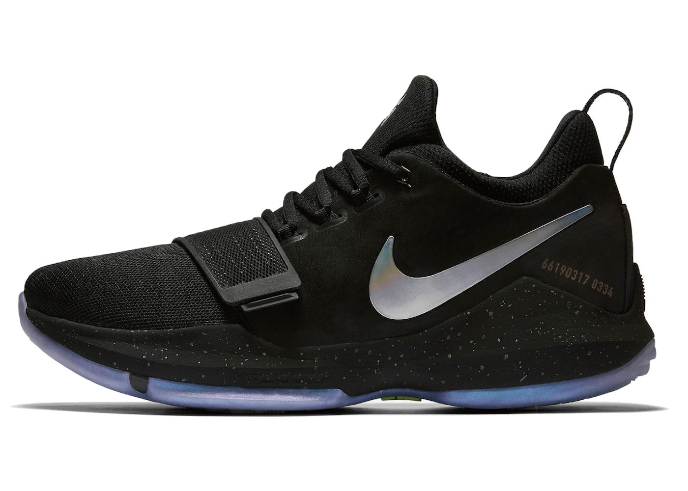 """Nike PG 1 Shining """"Pre-Heat""""の写真"""