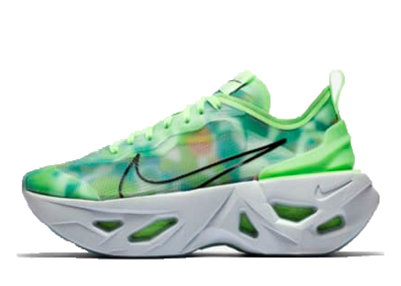 Nike Zoom X Vista Grind Lime Dye Womensの写真
