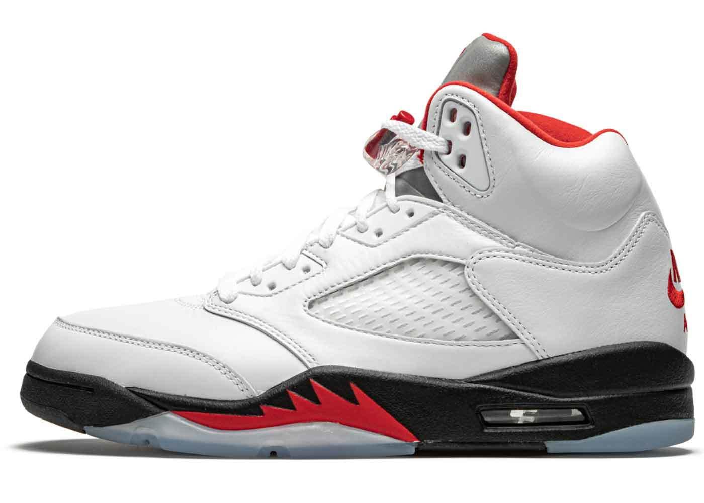 Nike Air Jordan 5 Retro OG Fire Redの写真