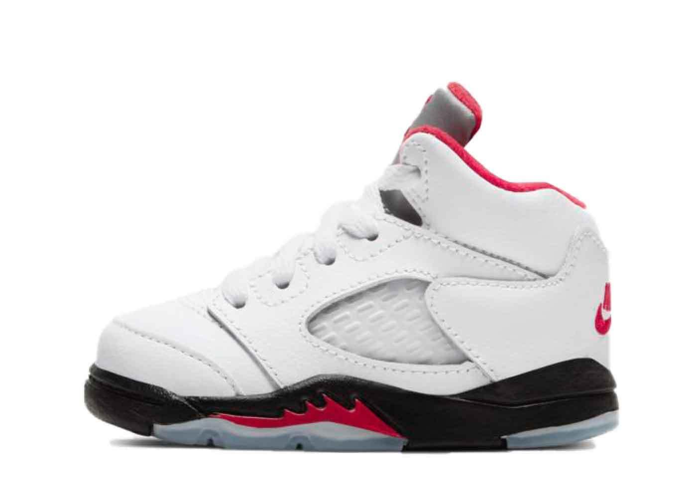 Nike Air Jordan 5 Retro OG Fire Red (TD)の写真