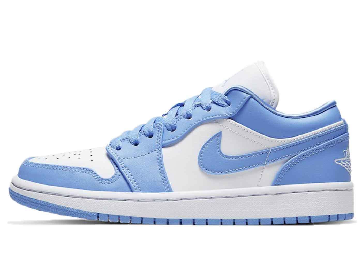 Nike Air Jordan 1 Low UNC Womens