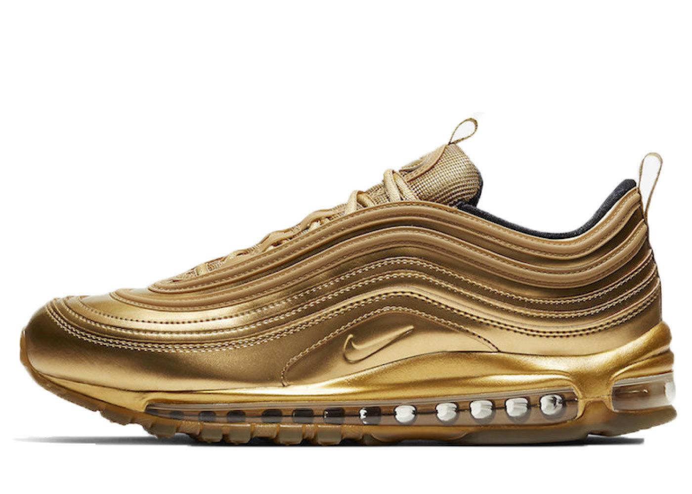 Nike Air Max 97 Metallic Goldの写真