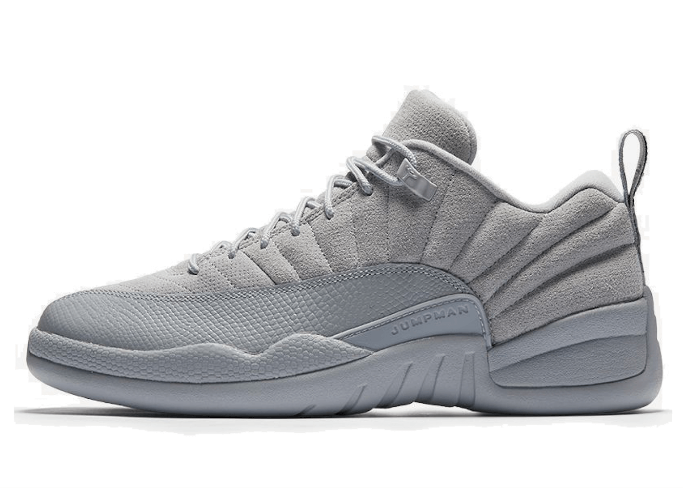 Jordan 12 Retro Low Wolf Greyの写真