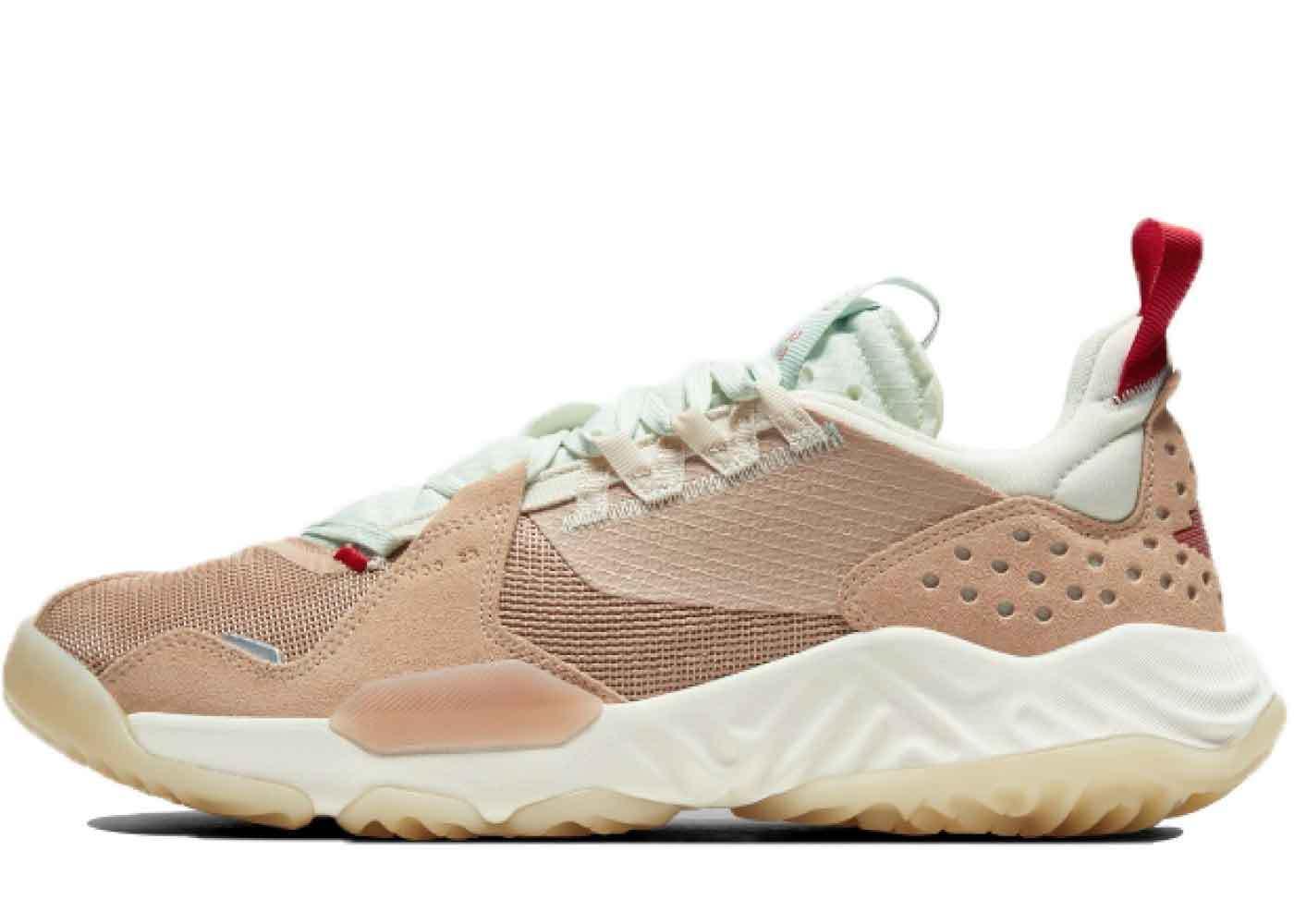 Nike Jordan Delta Vachetta Tan の写真