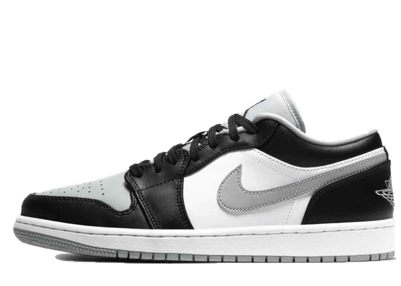 Nike Air Jordan 1 Low Black Smoke Greyの写真